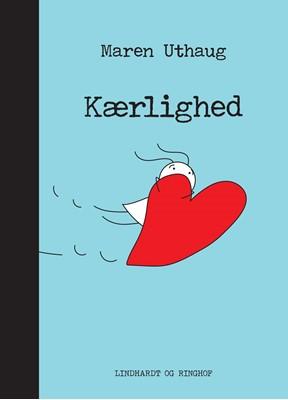 Striber på højkant 1: Kærlighed Maren Uthaug 9788711986615