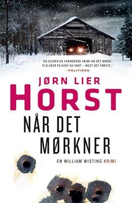Når det mørkner Jørn Lier Horst 9788770072885