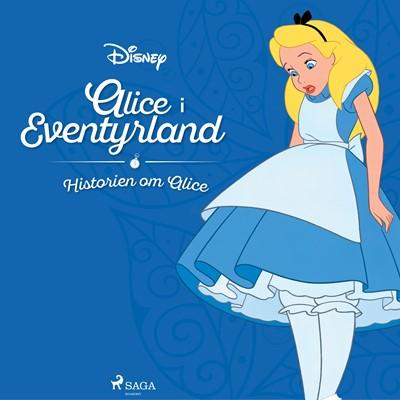 Alice i Eventyrland DISNEY 9788726456448