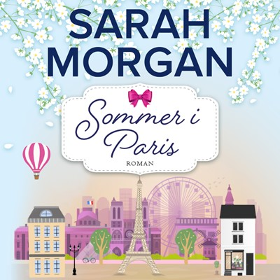 Sommer i Paris Sarah Morgan 9789176339084
