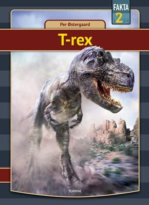 T-rex Per Østergaard 9788740663761