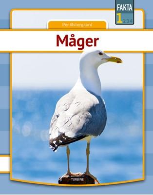 Måger Per Østergaard 9788740663969