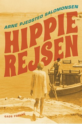 Hippierejsen Arne Pjedsted Salomonsen 9788712058762