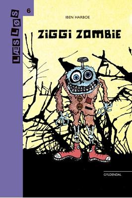 Ziggi Zombie Iben Harboe 9788762522640