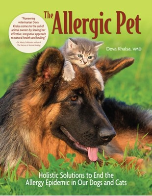 The Allergic Pet Deva Khalsa 9781621871828