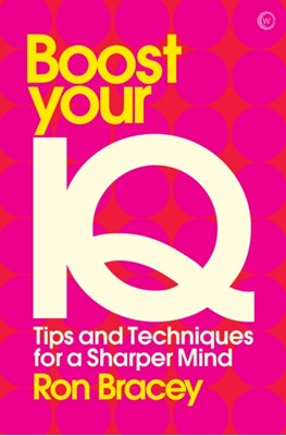 Boost your IQ Ron Bracey 9781786781765