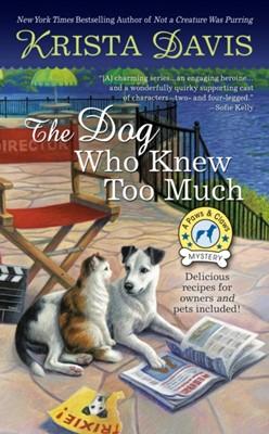 The Dog Who Knew Too Much Krista Davis 9780451491688