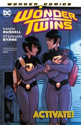 Wonder Twins Stephen Byrne, Mark Russell 9781401294649