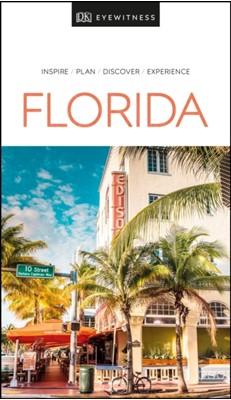 DK Eyewitness Florida DK, DK Eyewitness 9780241365489