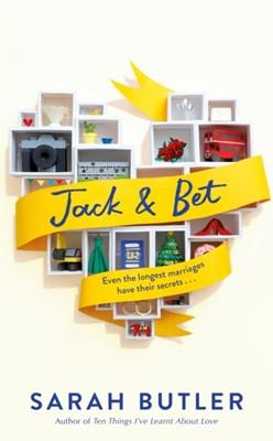 Jack & Bet BUTLER  SARAH, Sarah Butler 9781509898169