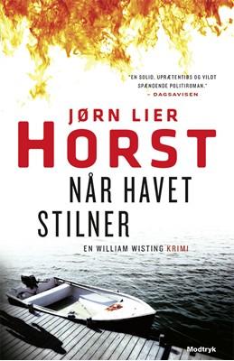 Når havet stilner Jørn Lier Horst 9788770073783