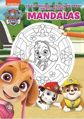 Malebog Nickelodeon Paw Patrol Skye  9788771316391