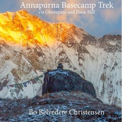 Annapurna Basecamp Trek Bo Belvedere Christensen 9788743082446