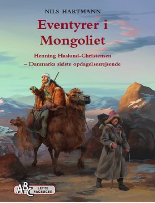 Eventyrer i Mongoliet Nils  Hartmann 9788779167797