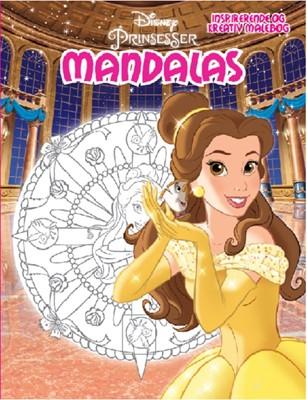 Mandalas Disney Belle  9788771861211