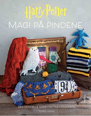 Harry Potter: Magi på pindene Tanis Gray 9788740661026