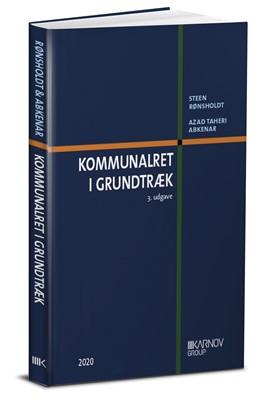 Kommunalret i grundtræk Azad Taheri Abkenar, Steen Rønsholdt 9788761941893