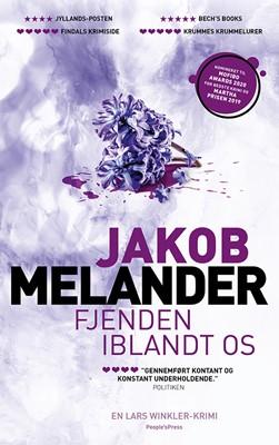 Fjenden iblandt os Jakob Melander 9788770364126