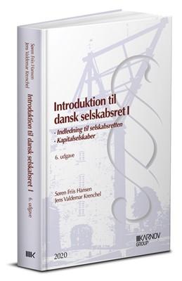 Introduktion til dansk selskabsret 1 Søren Friis Hansen, Jens Valdemar Krenchel 9788761941862