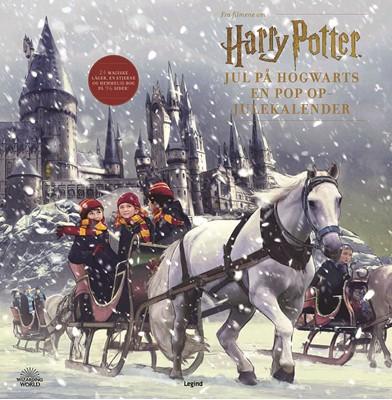Harry Potter julekalender Ukendt forfatter 9788771558678