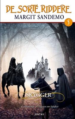 De sorte riddere 5 - Skygger Margit Sandemo 9788771074567