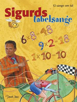 Sigurds tabelsange Sigurd Barrett 9788771780901