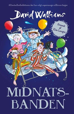 Midnatsbanden David Walliams 9788771917413