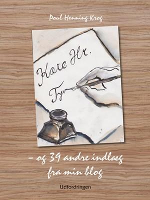Kære Hr. Tyv Poul Henning Krog 9788743002475