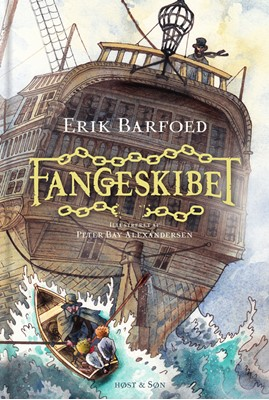 Fangeskibet Erik Barfoed 9788763865531