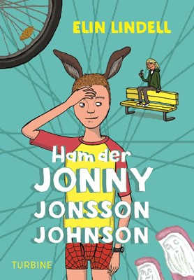 Ham der Jonny Jonsson-Johnson Elin Lindell 9788740658828