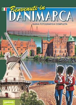 Benvenuti in Danimarca, Italiensk (2020) Grønlund, Per Eilstrup 9788770840637