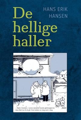 De hellige haller Hans Erik Hansen 9788793927575