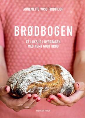 Brødbogen Annemette Voss Fridthjof 9788740056068