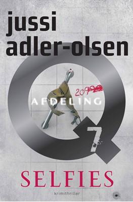 Selfies Jussi Adler-Olsen 9788740055023