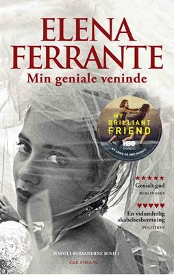 Min geniale veninde Elena Ferrante 9788740044584