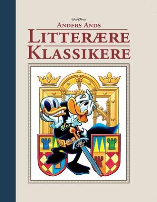 Anders Ands Litterære Klassikere Disneu, DISNEY 9788793840201