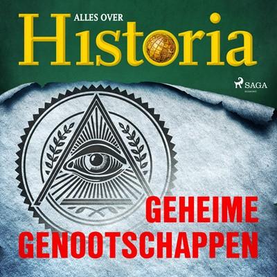 Geheime genootschappen Alles Over Historia 9788726461176