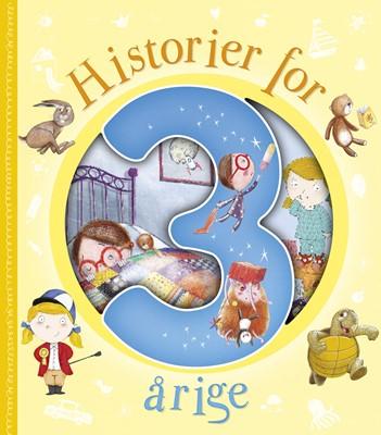 Historier for 3-årige  9788772053479