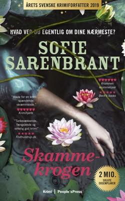 Skammekrogen Sofie Sarenbrant 9788770368070