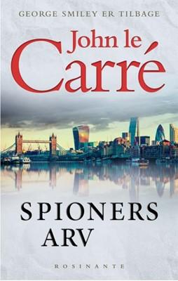 Spioners arv John le Carré 9788702305548
