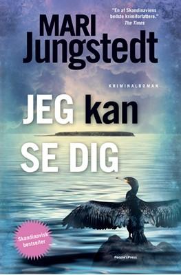 Jeg kan se dig Mari Jungstedt 9788770368537