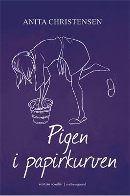 Pigen i papirkurven Anita Christensen 9788772188355