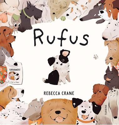 Rufus Rebecca Crane 9788740662238