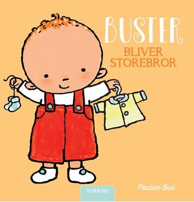 Buster bliver storebror Pauline Oud 9788740661736