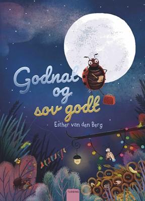 Godnat og sov godt Esther van den Berg 9788740661958