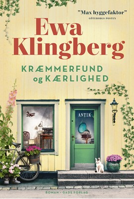 Kræmmerfund og kærlighed Ewa Klingberg 9788712060772