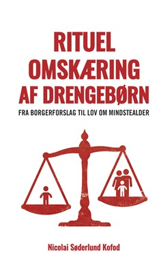 Rituel omskæring af drengebørn Nicolai Søderlund Kofod 9788793804234