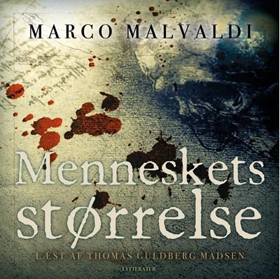 Menneskets størrelse Marco Malvaldi 9788770304429