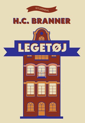 Legetøj H. C. Branner 9788702305173