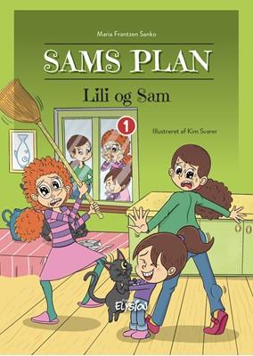 Sams plan Maria Frantzen Sanko 9788772148953